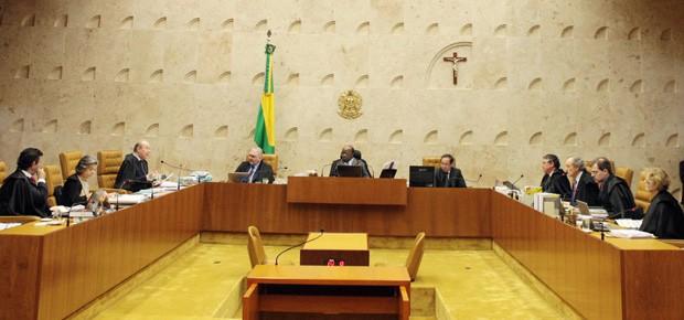 STF (Foto: Divulgação/STF)