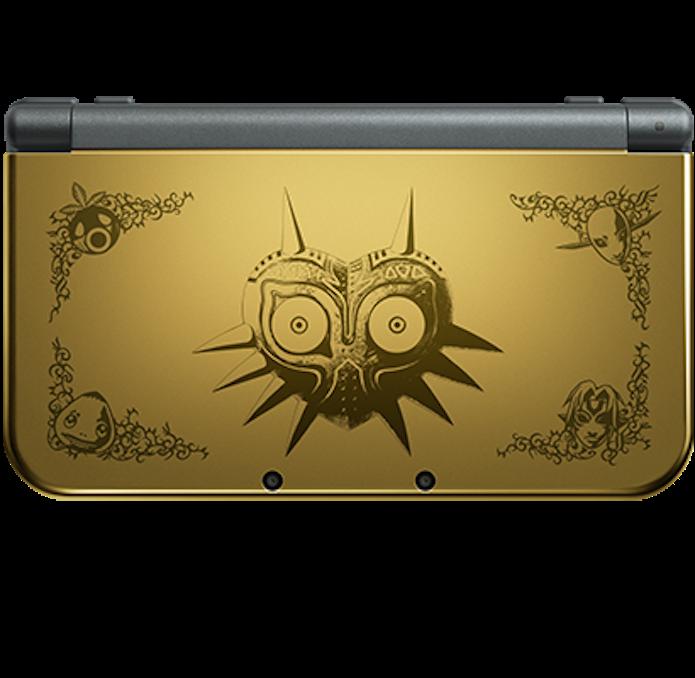 The Legend of Zelda: Majoras Mask HD ganha data de lançamento e console especial (Foto: Divulgação)