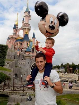 Hazard Disney (Foto: Reprodução / Twitter)