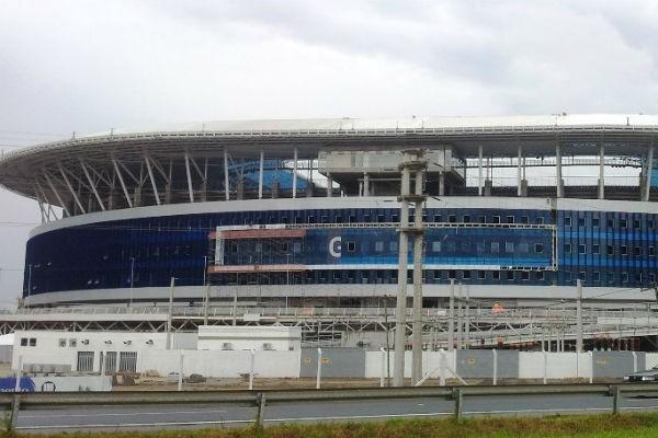 Arena do Grêmio  (Foto: Diego Guichard/Globoesporte.com)