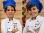 Kadu e Luiz Felipe deixam o 'Super Chefinhos'
