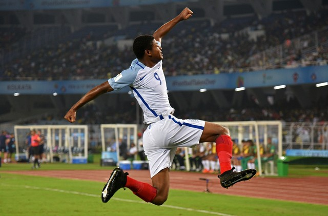 Brasil x Inglaterra - Mundial Sub-17 2017 - globoesporte.com 7df2d0c9ffb54