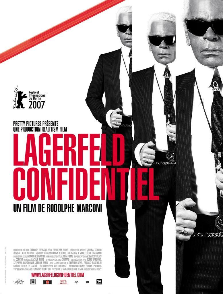 Lagerfeld Confidentiel (Foto: Divulgação)