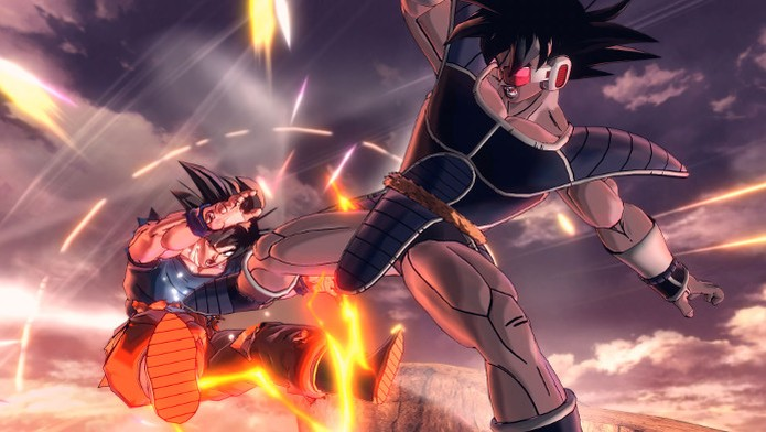 Dragon Ball Xenoverse 2 coloca o jogador para lutar ao lado de Goku e companhia (Foto: Divulgação/Bandai Namco) (Foto: Dragon Ball Xenoverse 2 coloca o jogador para lutar ao lado de Goku e companhia (Foto: Divulgação/Bandai Namco))
