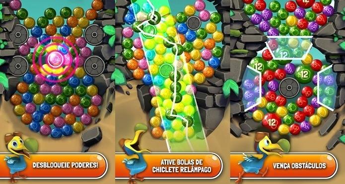 Inovador e viciante, Dodo Pop foge do padrão de jogos de combinar (Foto: Divulgação)