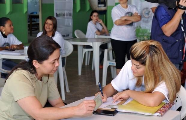 Consultores de Recursos Humanos atenderão candidatos a vagas. (Foto: Divulgação/Seac)