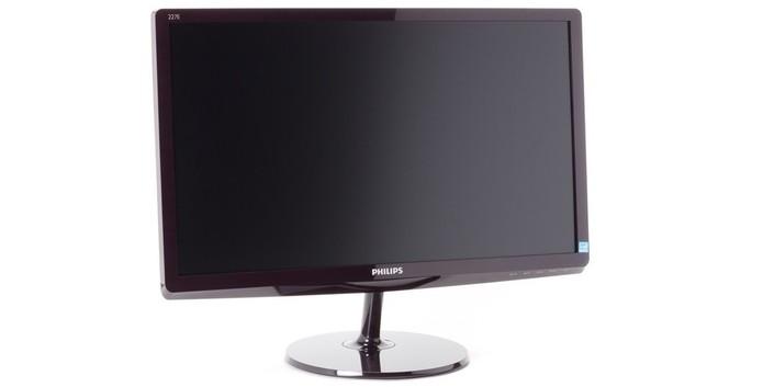 Philips LCD 227E6EDSD conta com tecnologia SoftBlue (Foto: Divulgação/Philips)