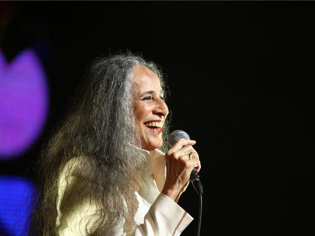 Maria Bethnia  homenageada no Prmio da Msica Brasileira (Foto: Divulgao)