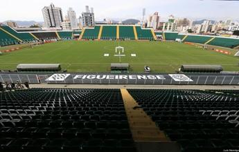 Na banca! Figueirense inicia venda de ingressos para partida contra o Santos