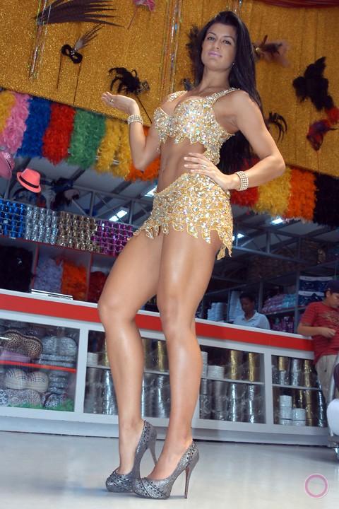 Camila Vernaglia, terceira colocada no Miss Bumbum Brasil (Foto: SILVIO/Divulgação)