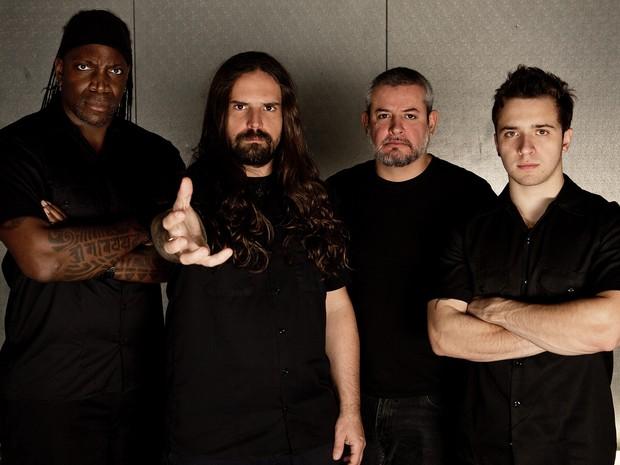Banda Sepultura (Foto: Divulgação/ Sepultura)