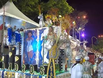 Malandros do Morro é a campeã de 2016 (Malandros do Morro conquista título no Carnaval Tradição de João Pessoa)