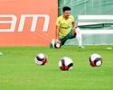 Após liberação do Palmeiras, Willian se reapresenta e volta aos trabalhos
