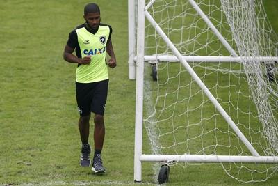 Emerson, Botafogo (Foto: Vitor Silva/SSPress/Botafogo)
