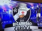 Fátima Bernardes comemora vitória do Vasco: 'Presente pras mamães'