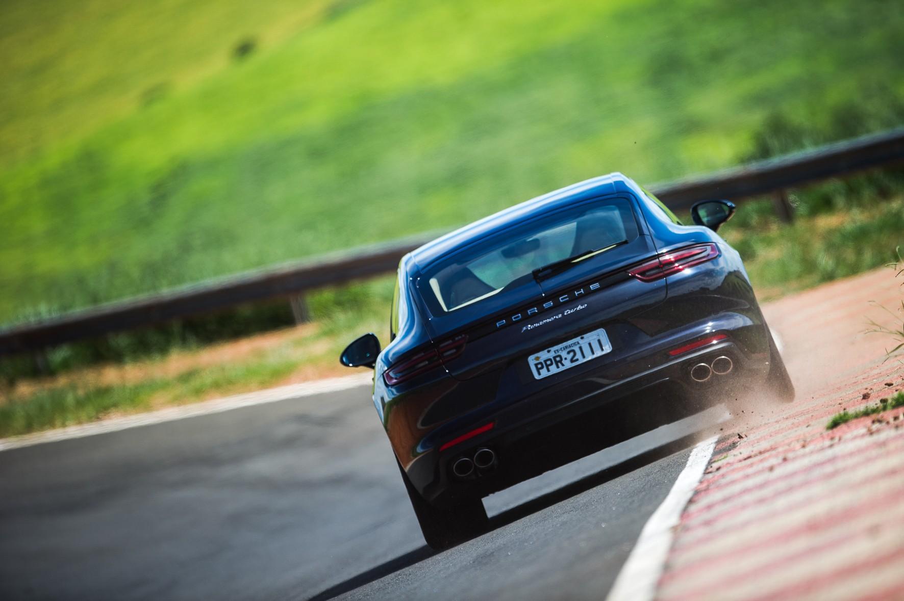 Porsche, uma marca auto-explicativa (Foto: Divulgação)