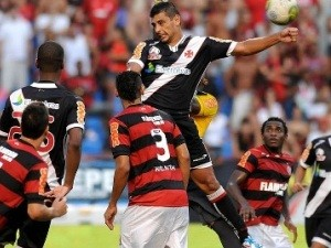 Flamengo e Vasco se enfrentam pela Taça Guanabara (Foto: André Durão/Globoesporte.com)