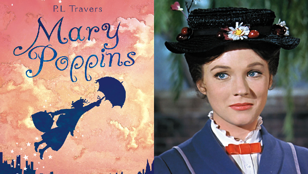 Julie Andrews interpretou Mary Poppins nas telas (Foto: Divulgao)