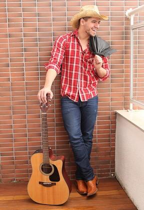 Andrio Frazon (Foto: Iwi Onodera / EGO)