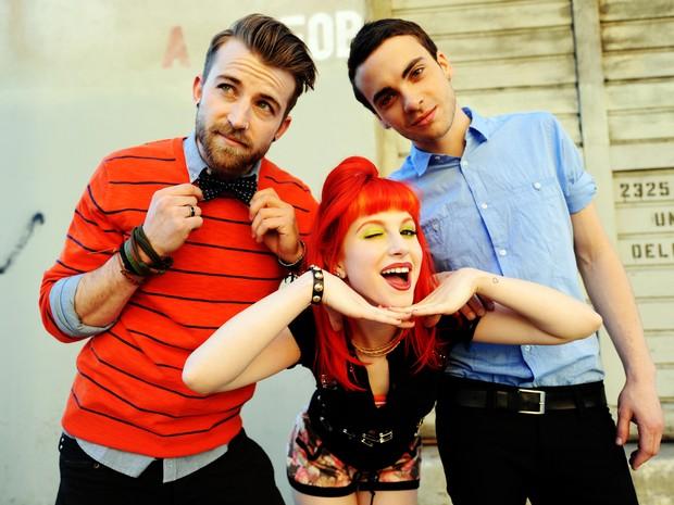 A banda Paramore, liderada pela vocalista Hayley Williams, faz shows no Brasil em julho e agosto (Foto: Divulgação)