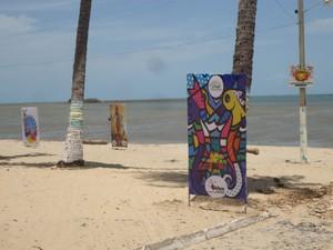33eb86f1ed Quase tudo pronto para a folia em Cajueiro da Praia (Foto  Prefeitura de  Cajueiro