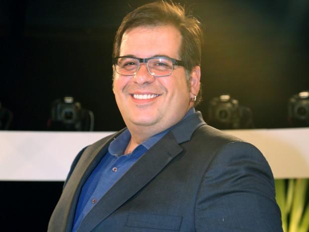 Leandro Hassum revela ansiedade às vésperas de cirurgia (Foto: Paulo Belote / TV Globo)