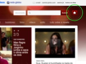 pagina inicial_avenida brasil (Foto: Avenida Brasil/TV Globo)