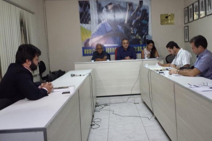 Julgamento Caso Rogério (Foto: Josiel Martins)