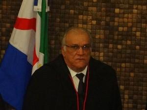 Desembargador José Malta Marques é o novo presidente TJ (Foto: Carolina Sanches/ G1)