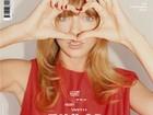 Taylor Swift posa para capa de revista e fala sobre relacionamentos