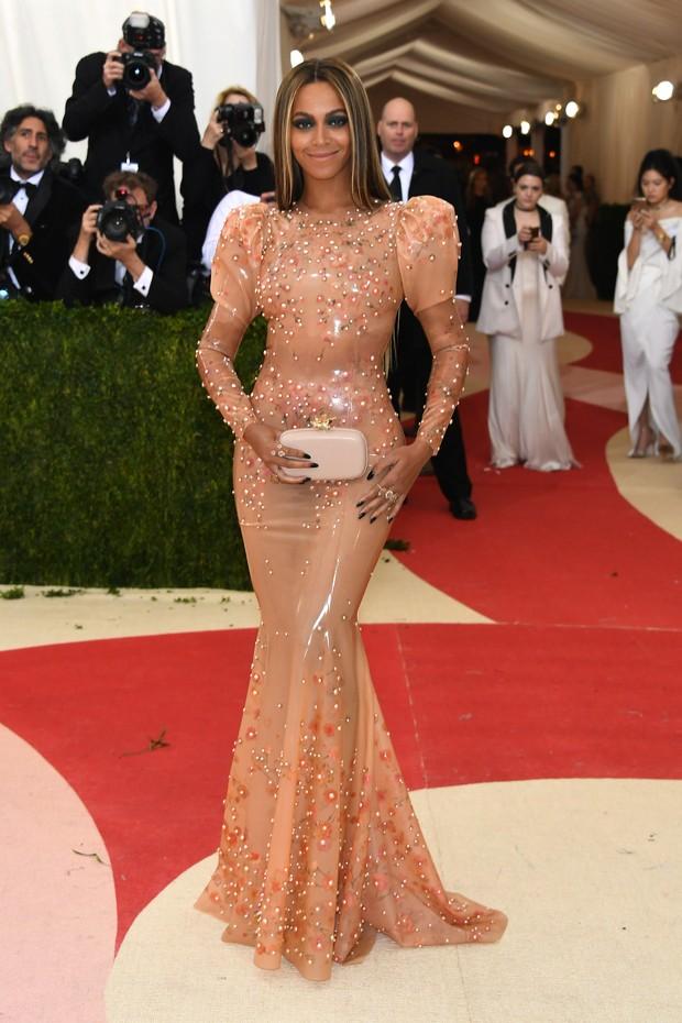 Beyoncé no MET (Foto: AFP / Getty)
