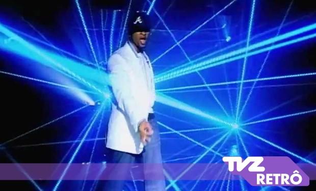 TVZ retr - Usher (Foto: divulgao)