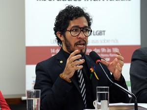 Jean Wyllys (Foto: Luis Macedo / Câmara dos Deputados)