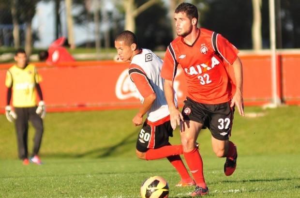 Futebol 2013 (Foto: Gustavo Oliveira/ Site oficial do CAP)