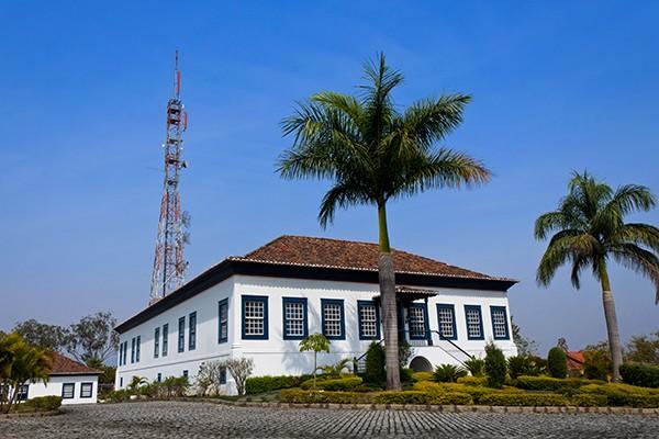 Sede da TV Rio Sul em Resende (Foto: divulgação)