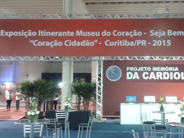 Congresso de Cardiologia começou nesta sexta (18), em Pinhais, e segue até segunda-feira (21) (Foto: Fernanda Carvalho / Arquivo Pessoal)