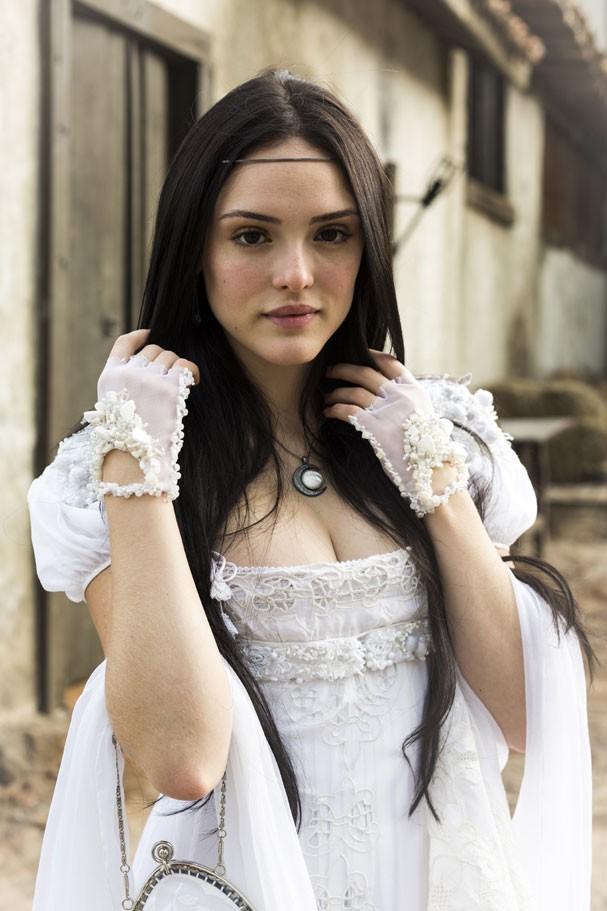 Anna Millman (Isabelle Drummond), protagonista da novela das 6, Novo Mundo (Foto: Ellen Soares / GShow)