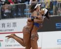Bárbara Seixas e Fernanda Berti levam medalha de ouro na etapa de Xiamen