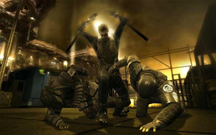 Deus Ex Human Revolution mais barato no Steam (Foto: Divulgação/Square Enix)