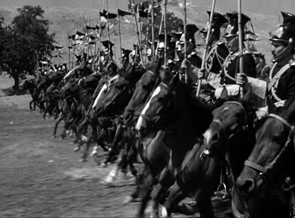 'A Carga de Cavalaria Ligeira' (1936) (Foto: Divulgação)