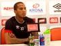 Joinville espera proposta salarial de Jael para discutir sua permanência