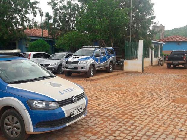 Complexo Policial de Barreiras, no oeste da Bahia (Foto: Divulgação/Blog Braga)