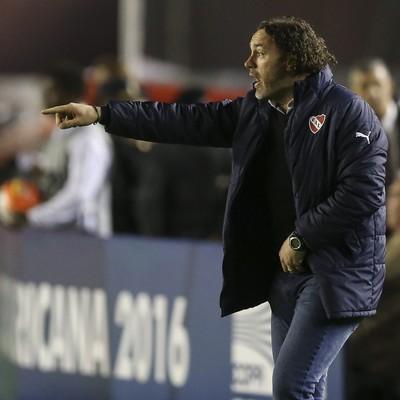 Gabriel Milito Independiente  (Foto: David Fernández/EFE)