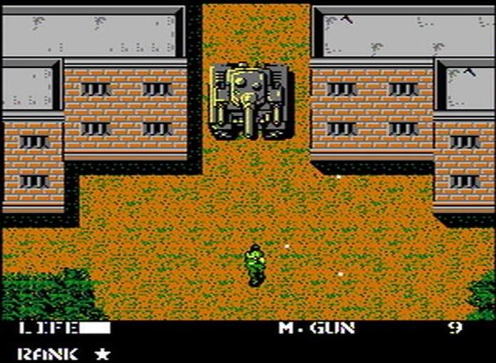 Metal Gear para Nintendo 8 bits foi desenvolvido sem o consentimento de Hideo Kojima (Foto: Reprodução)