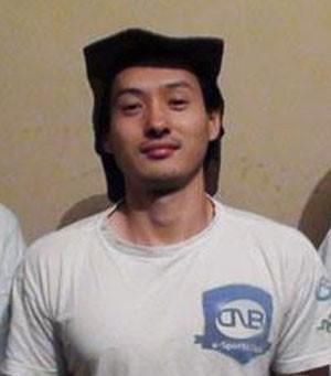 Saka é professor de games de luta (Foto: Arquivo Pessoal)