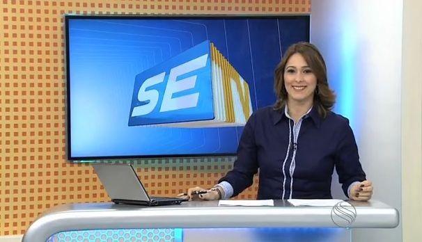 Telejornal tem exibição às 12h (Foto: Divulgação / TV Sergipe)