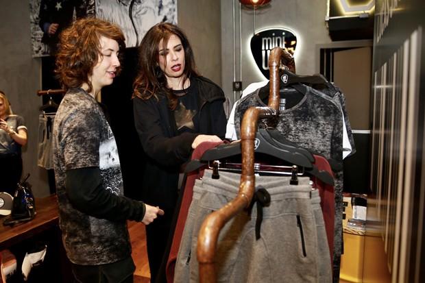 Lucas Jagger lança coleção de moda (Foto: brazil news)