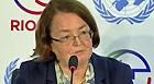 ONU comenta andamento das negociações (TV Globo)