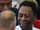 Pelé recebe alta de hospital, diz boletim médico