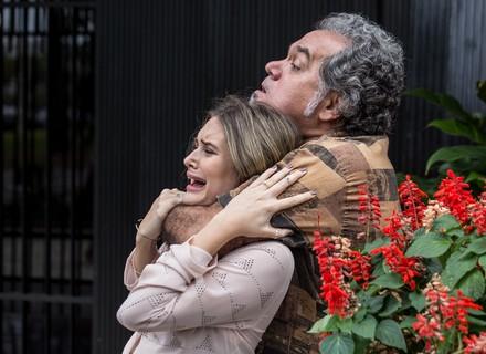 Vício de Silvana coloca em risco vida de Simone